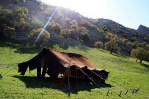 ساخت سیاه چادر