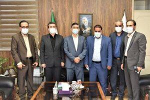 دکتر شاهپور علائی مقدم در نشست با نماینده مردم پلدختر
